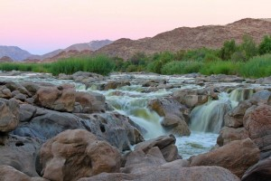 Ghum-Ghum falls Orange River